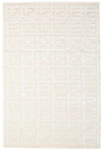 Dakari - Cream Vloerkleed 100X160 Modern Beige/Wit/Creme ( Turkije)