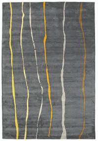 Flaws Handtufted - Grijs Vloerkleed 200X300 Modern Lichtgrijs/Donkergrijs/Blauw (Wol, India)