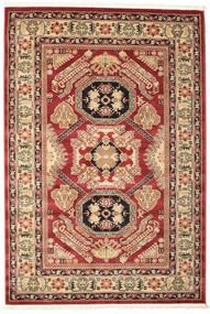 Kazak Mirvan Vloerkleed 160X230 Oosters Donkerrood/Roestkleur ( Turkije)