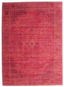 Maharani - Rood Vloerkleed 140X200 Modern Rood/Roestkleur ( Turkije)