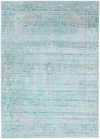 Maharani - Blauw Vloerkleed 160X230 Modern Lichtblauw/Turquoise Blauw ( Turkije)