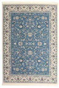 Nain Florentine - Lichtblauw Vloerkleed 250X350 Oosters Lichtgrijs/Blauw/Beige Groot ( Turkije)