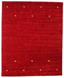 Gabbeh Loom Two Lines - Rood Vloerkleed 240X290 Modern Rood (Wol, India)