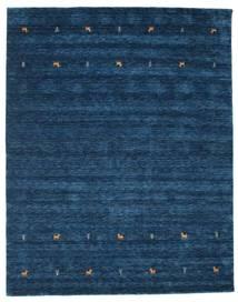 Gabbeh Loom Two Lines - Donkerblauw Vloerkleed 240X290 Modern Donkerblauw (Wol, India)
