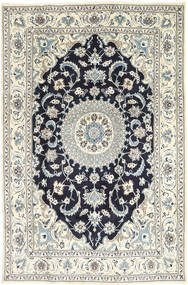 Nain Vloerkleed 198X304 Echt Oosters Handgeknoopt (Wol, Perzië/Iran)