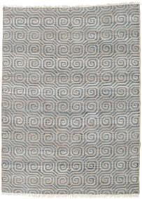 Buitenvloerkleed Thar Jute Vloerkleed 170X240 Echt Modern Handgeweven Lichtgrijs/Blauw (Jute Vloerkleed India)