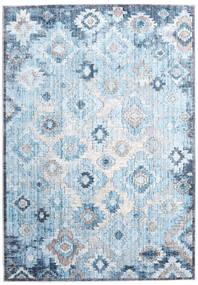 Zack Vloerkleed 160X230 Modern Lichtblauw/Beige ( Turkije)