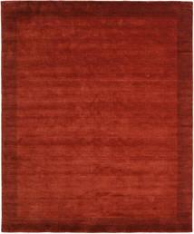 Handloom Frame - Roestkleur Vloerkleed 250X300 Modern Roestkleur/Rood Groot (Wol, India)