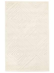 Tuscany - Cream Vloerkleed 100X160 Modern Beige/Lichtgrijs ( Turkije)