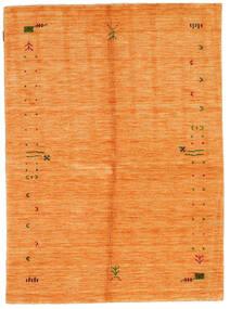 Gabbeh Loom Frame - Secundair Vloerkleed 140X200 Modern Rood/Oranje/Roestkleur (Wol, India)
